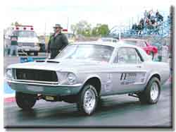 FE Specialties 1967 Mustang Coupe