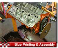 Blue Printing & Assembly