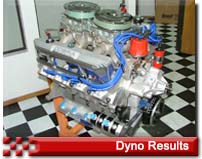 Check out Dyno Results for FE Specialties engines