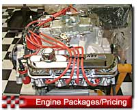 Examples of Engine Pricing