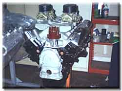 FE Specialties Performance Engines